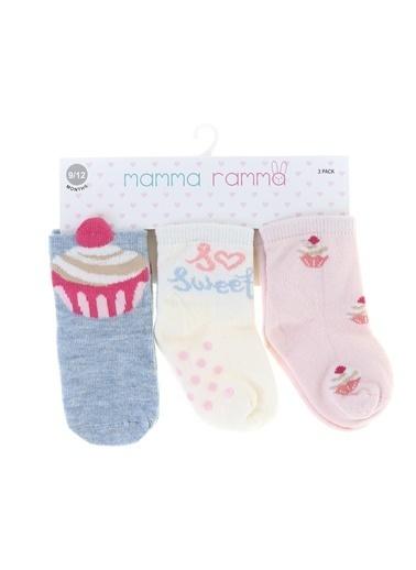 Mammaramma Çorap Renkli
